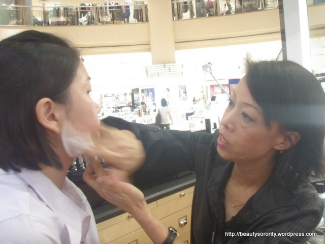Bobbi Brown tutorial: Wen's conceal and cover up class