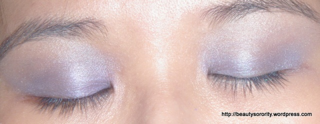 purple eyeshadow step 3