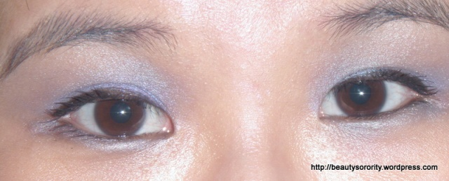 purple eyeshadow step 4