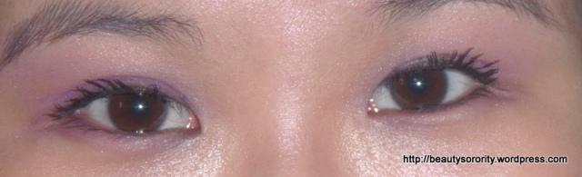 purple eyeshadow look 2