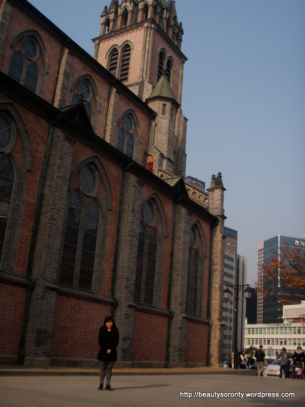 Myeongdong Catholic Cathedral