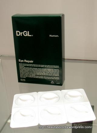DrGL Eye Repair by Dr Georgia Lee