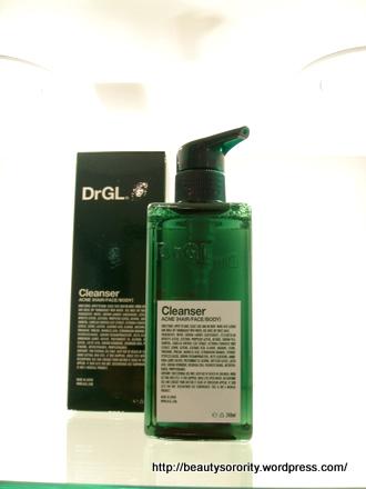 DrGL Hair/face/body cleanser by Dr Georgia Lee