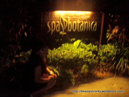 spa botanica at sentosa