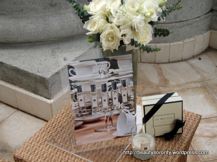 Event by Jo Malone in Singapore