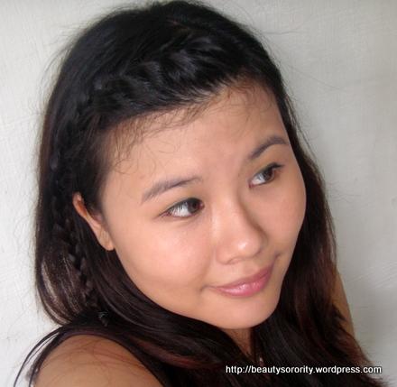 makeup inspired by lee na young aka kimi kobayashi