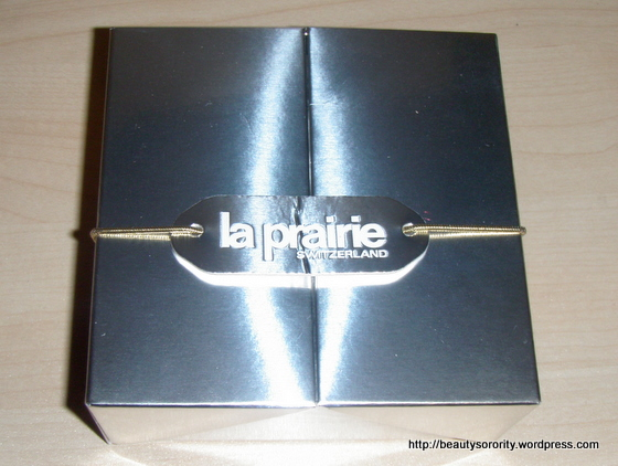 la prairie gold products