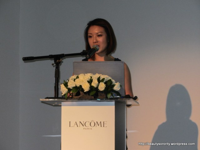 jamie from lancome