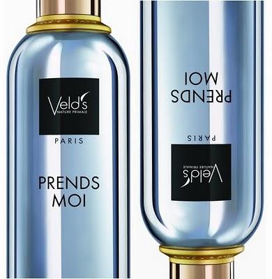Slimming perfume Veld's Prends Moi