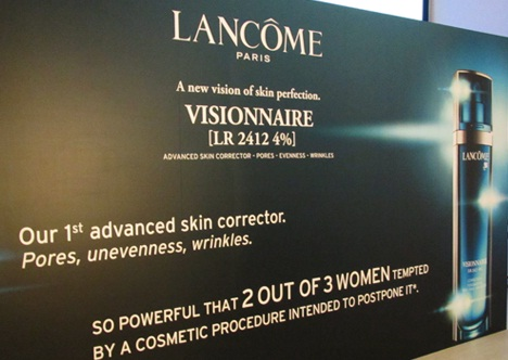 visionnaire product launch