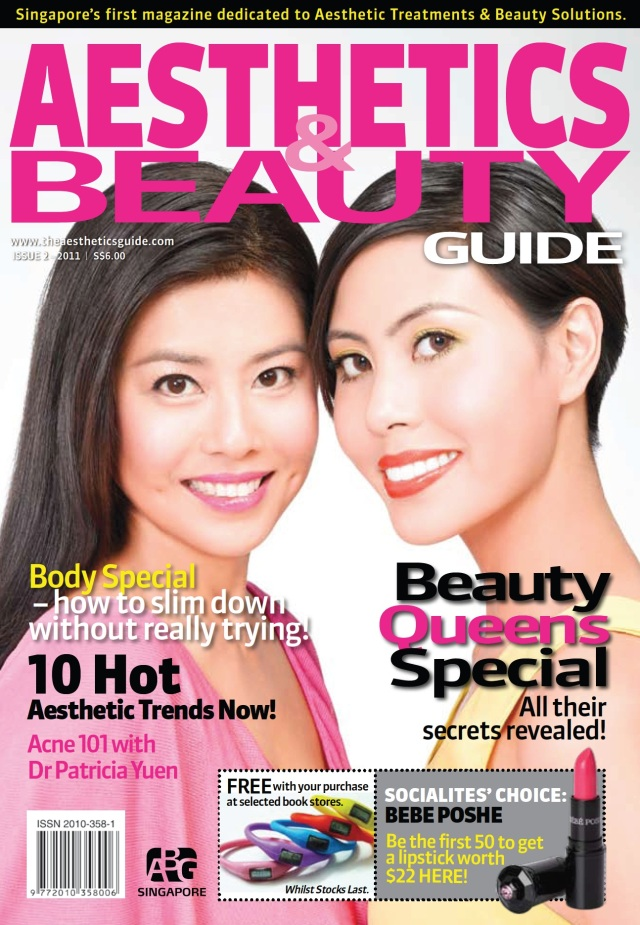 aesthetics and beauty guide july 2011