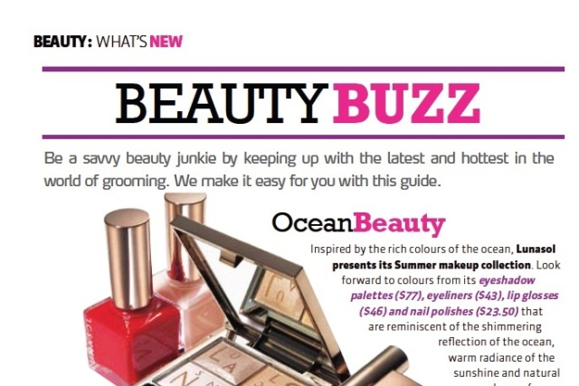 beauty buzz in aesthetics and beauty guide, written by kristen