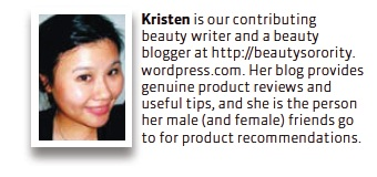 kristen on aesthetics & beauty guide