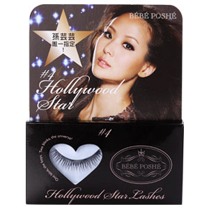 bebe poshe hollywood star lashes