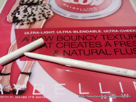 Maybelline White Masterliner