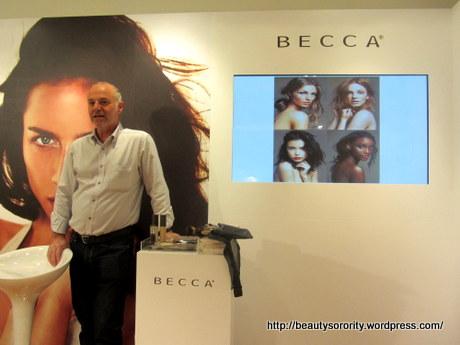 becca event escentials