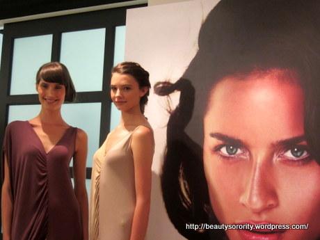 becca event escentials - models