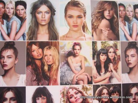 becca cosmetics at escentials - advertising pictures