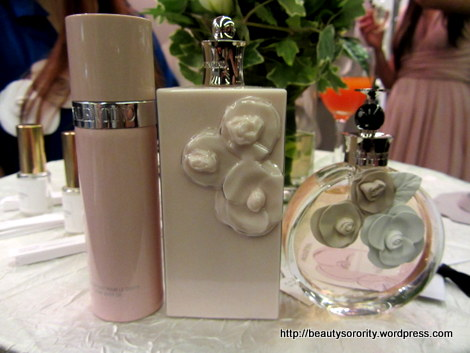 valentina by valentino - body oil, body lotion, perfume