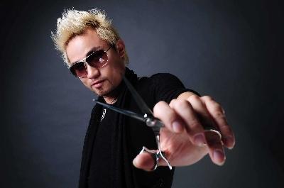 frank zuo komachi hair designer