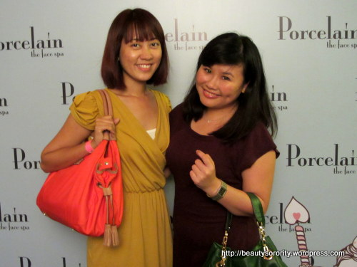 Porcelain, the Face Spa's 3rd Anniversary Bash