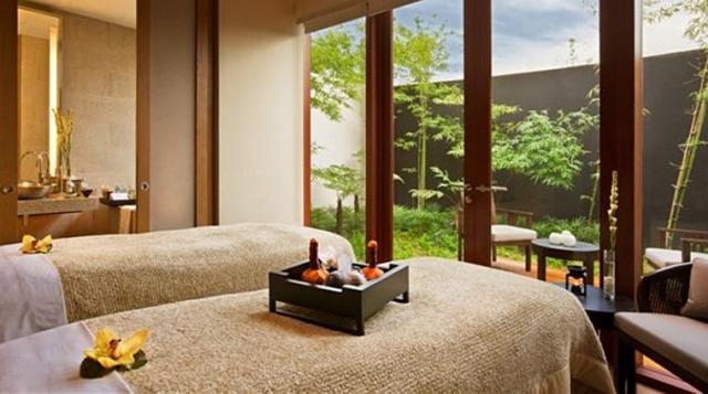 capella singapore auriga spa treatment room