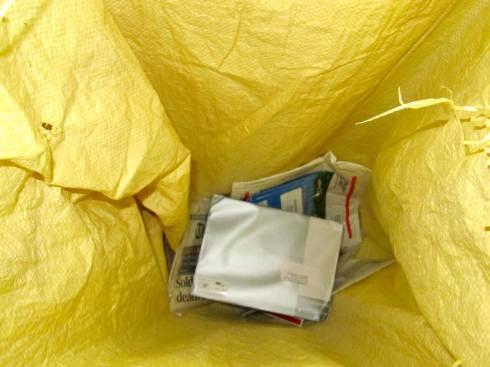 SingPost postal bags