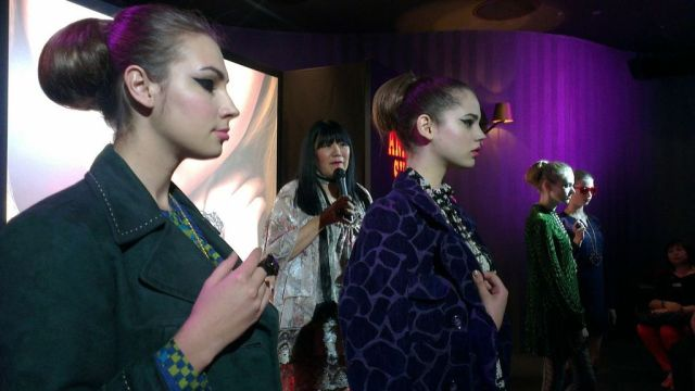anna sui at singapore event