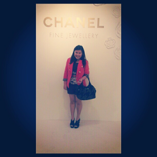 chanel event - look of the day