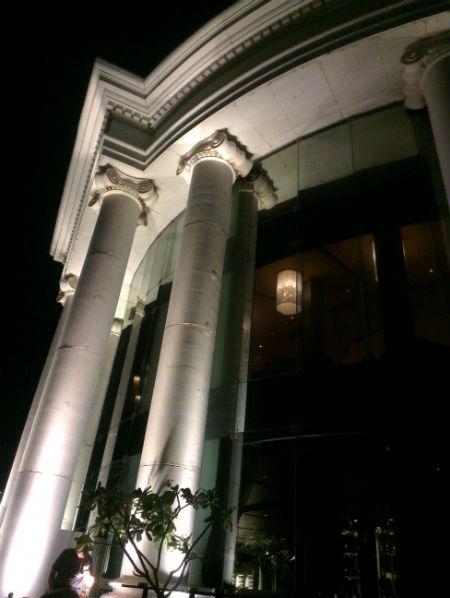 sirocco bangkok - pillar