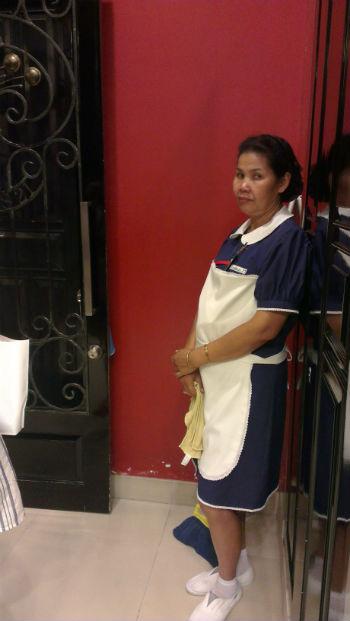 terminal 21 - janitor