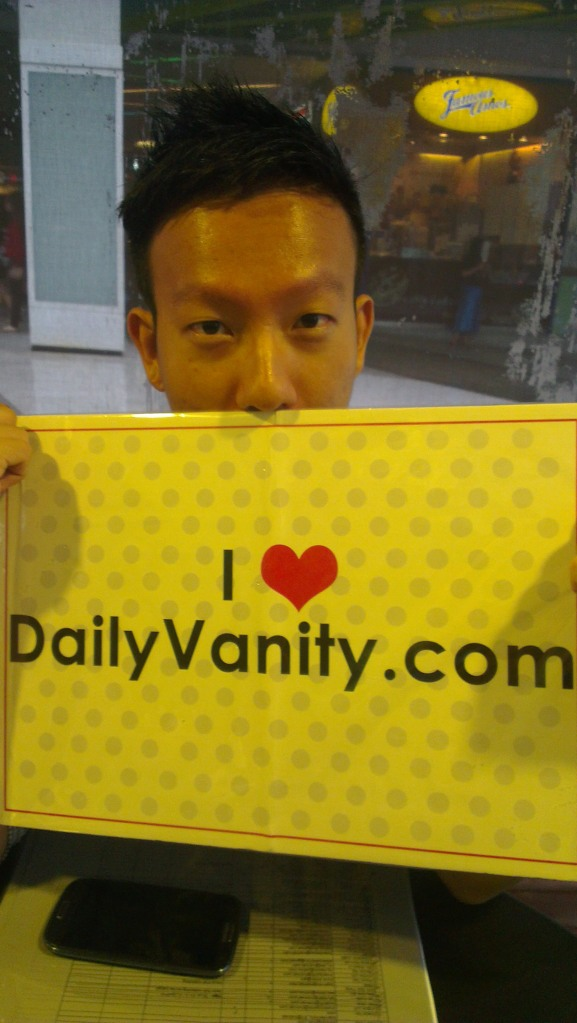 daily vanity 1