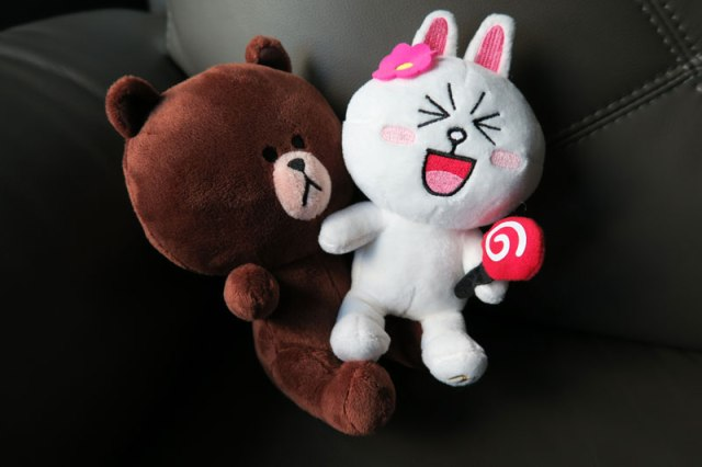 Cony-and-Brown