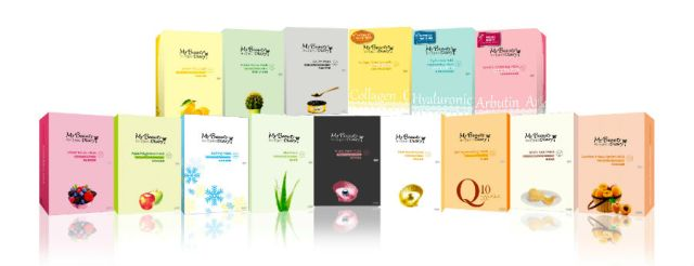 beauty diary mask